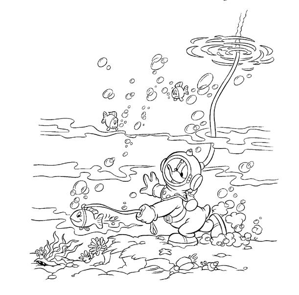 Donald Duck Malvorlagen Disneymalvorlagen De