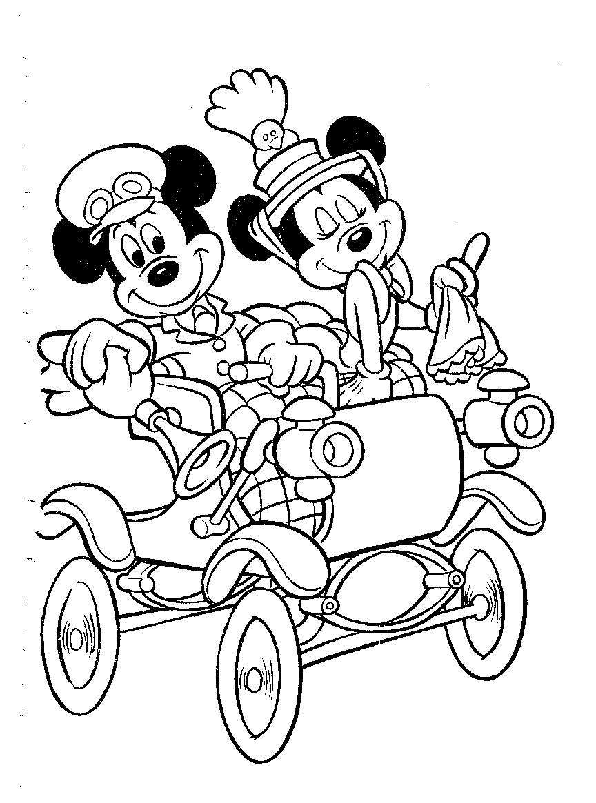 Micky mause Malvorlagen - DisneyMalvorlagen.de